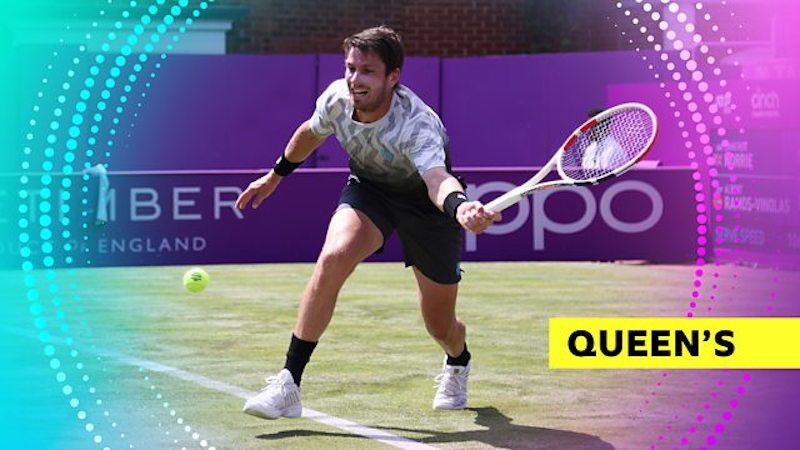 Queen's Tennis – BBC1, BBC2